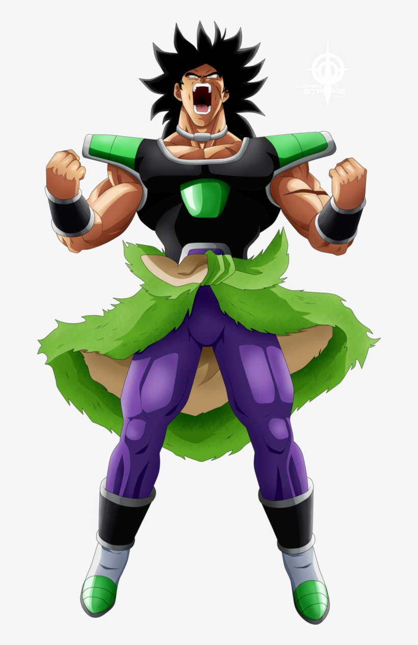 Dragon Ball Super Broly By Https.