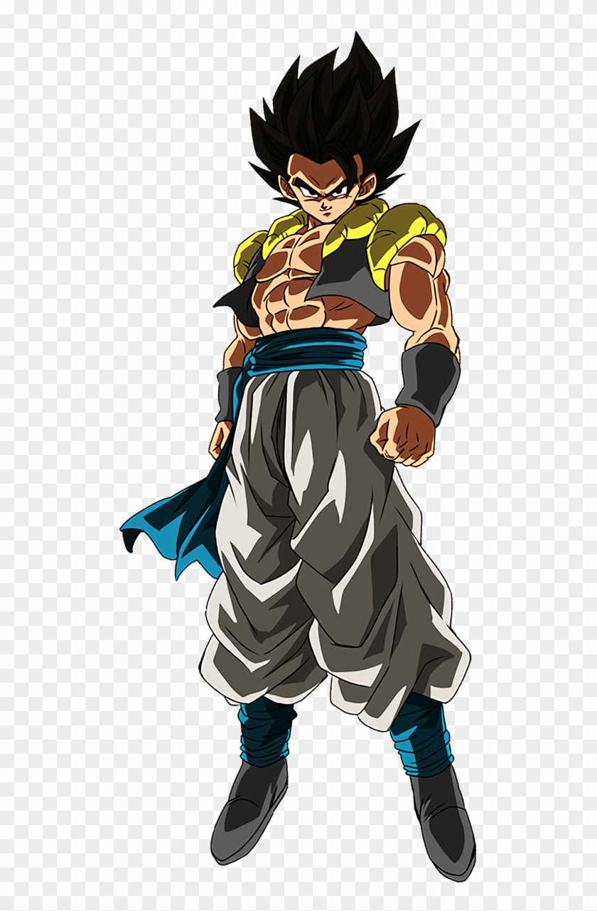 Dragon Ball Super Broly Renders In Dragon Ball Dokkan.