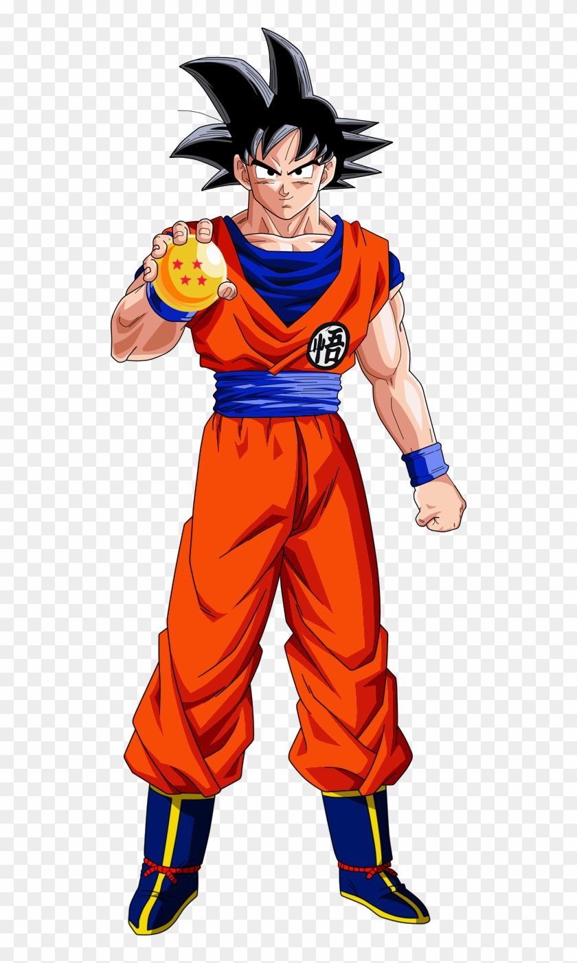 Free Png Download Dragon Ball Z Proportions Png Images.