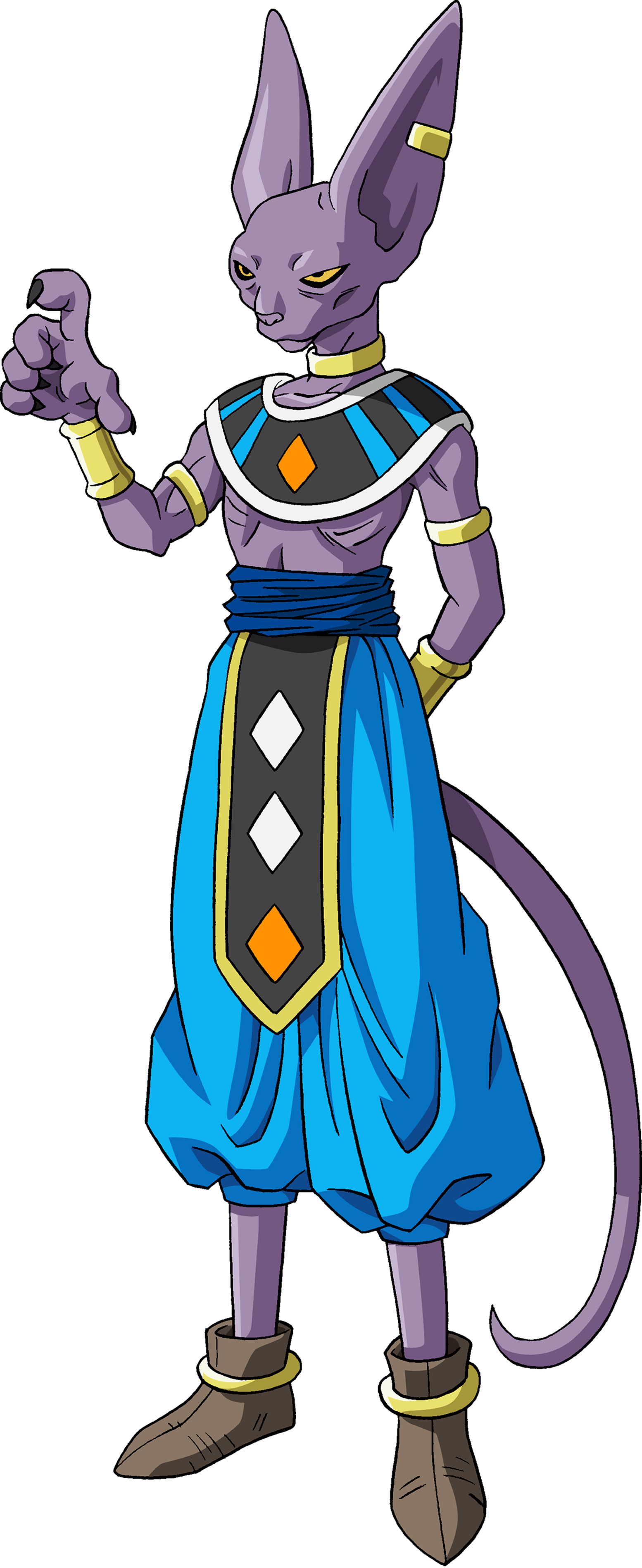 Pack Dragon Ball Super.Png.