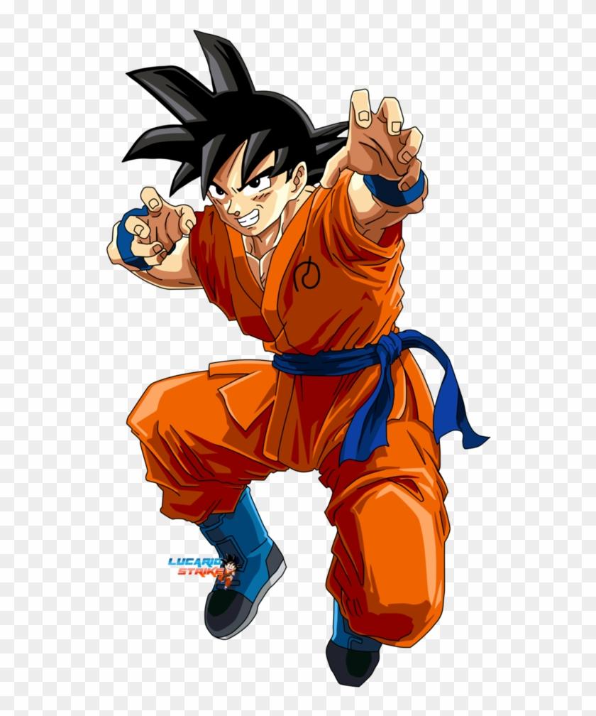 Goku Dragon Ball Super Png, Transparent Png.