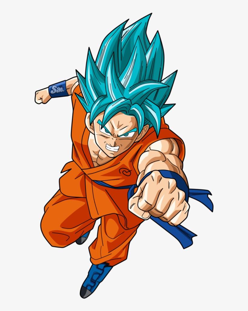 Dragon Ball Super Png.