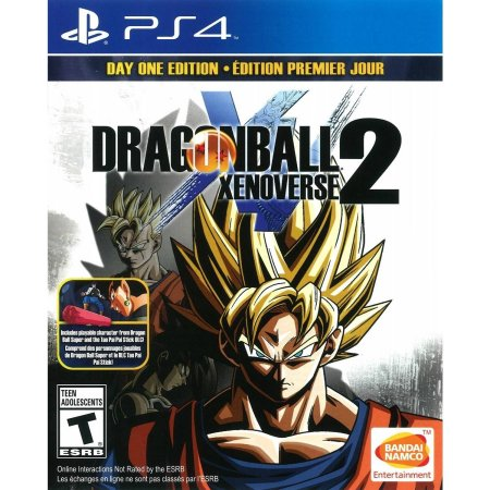 Dragonball Xenoverse 2 Day 1 Edition (PS4).