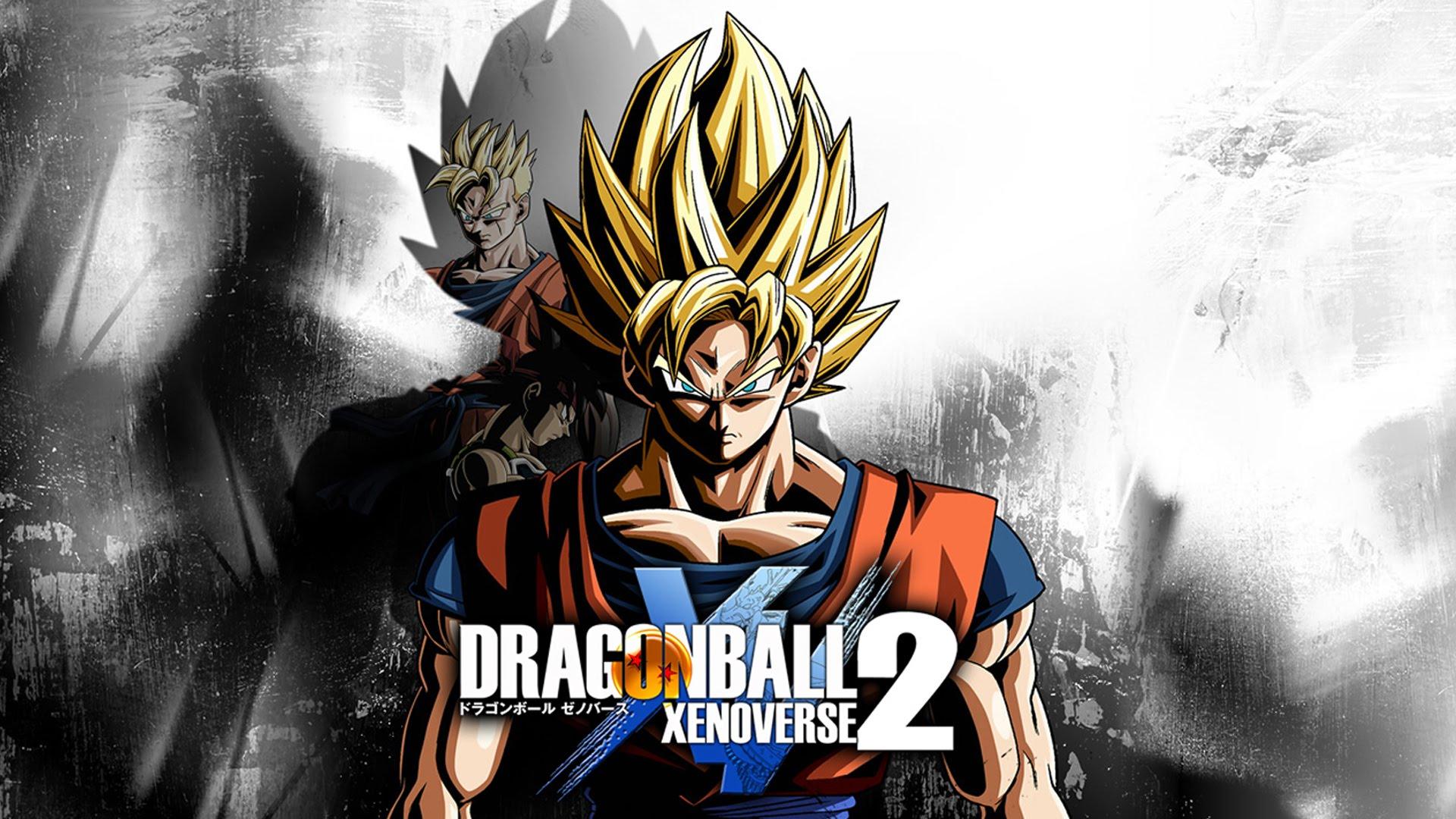 Dragon Ball Xenoverse 2 Clipart.