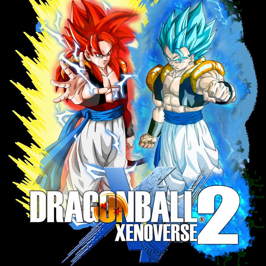 Dragon Ball Xenoverse 2 V3 Gogeta Icon by MasouOji on DeviantArt.