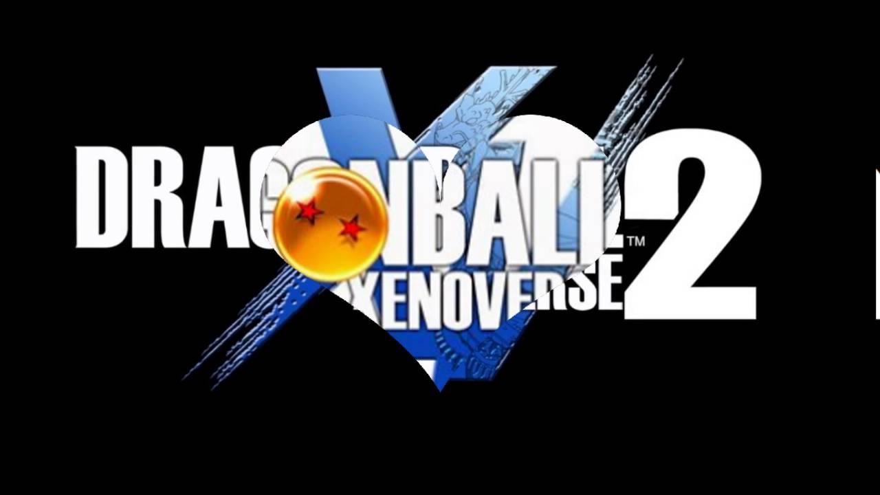 Dragon Ball Xenoverse 2 Logo 2016.