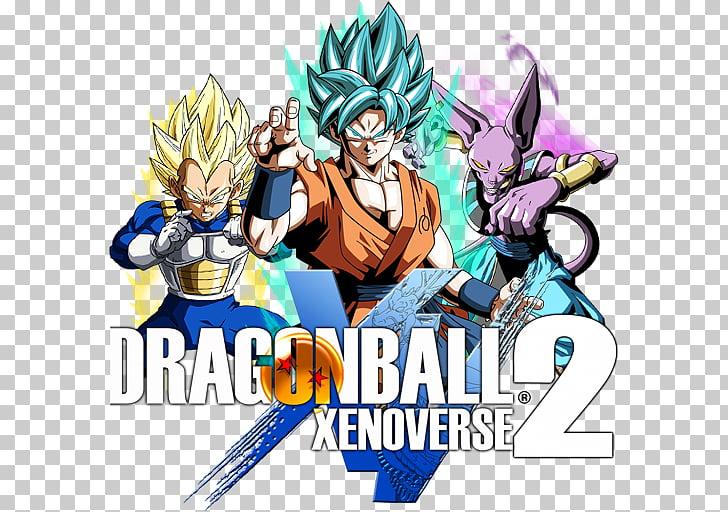 Dragon Ball Xenoverse 2 Goku Dragon Ball Z: Budokai 2 Frieza.
