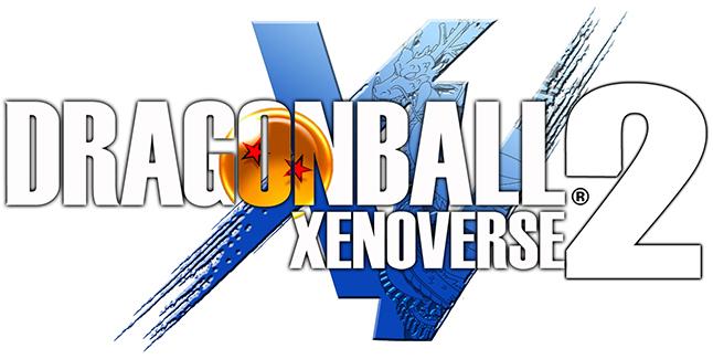 Dragon Ball Xenoverse 2 Logo.
