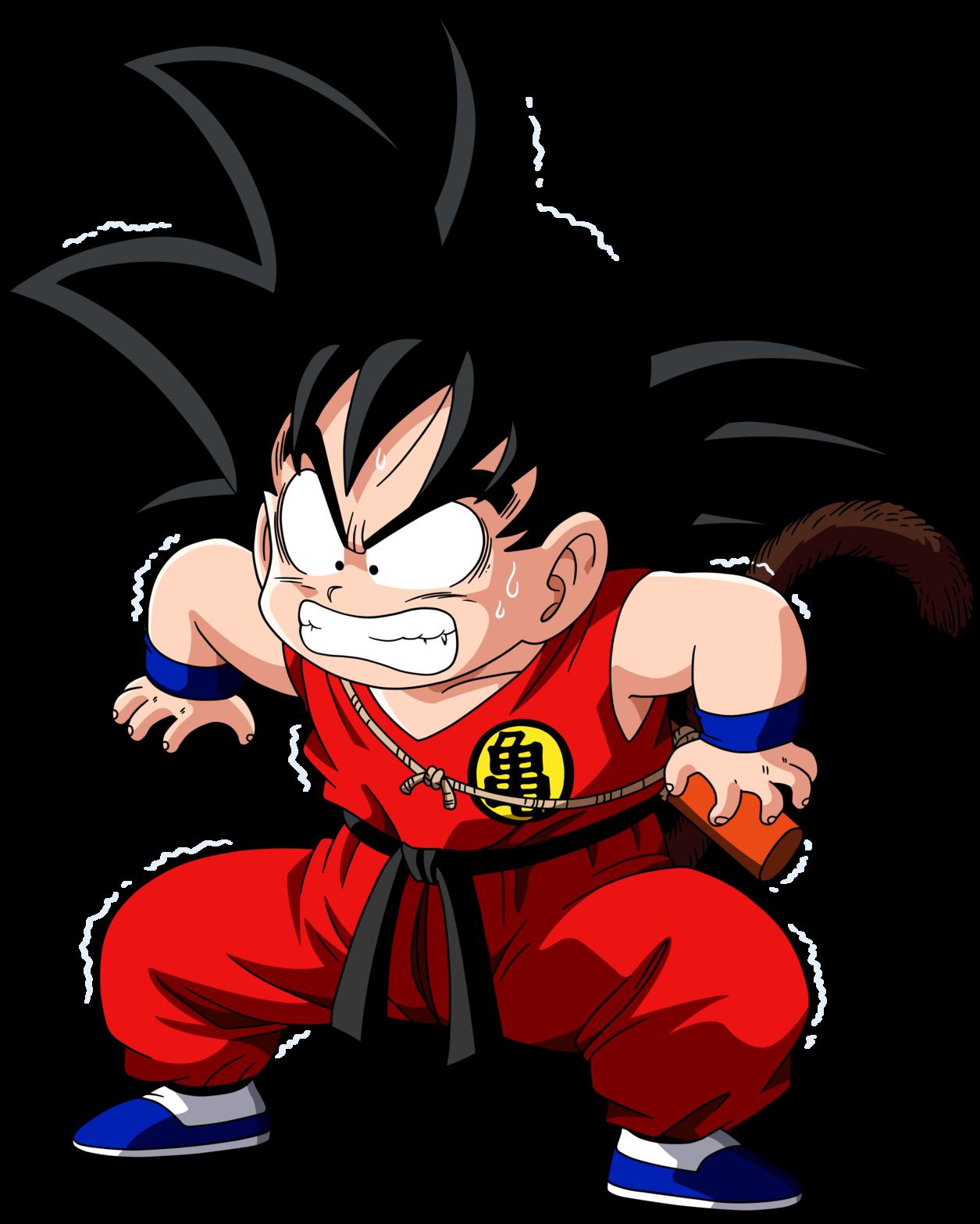 Clipart for u: Dragon Ball Z.
