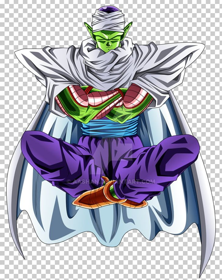 Piccolo Dragon Ball Drawing King Kai Meditation PNG, Clipart.