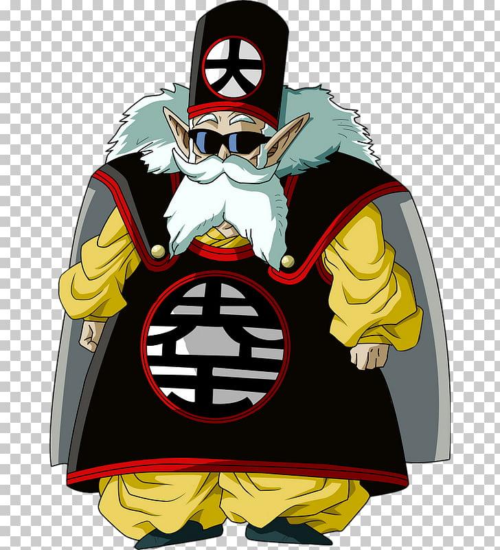 Kaiō King Kai Goku Majin Buu Gohan, Dragon Ball Z Kai PNG.