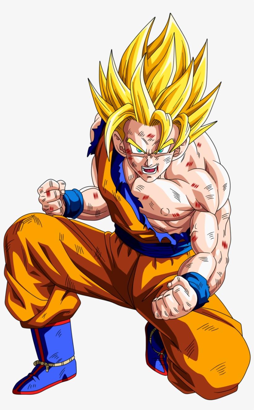 Goku Clipart Z Kai.