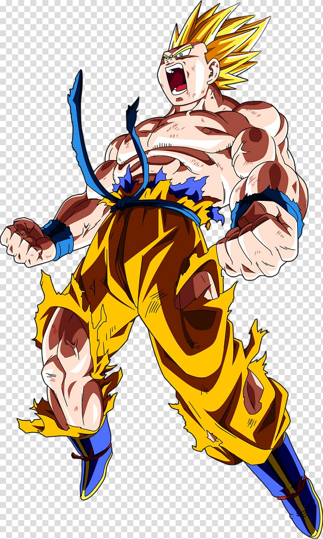 Dragon Ball Z Dokkan Battle Goku Vegeta Gohan Goten, dragon ball z.