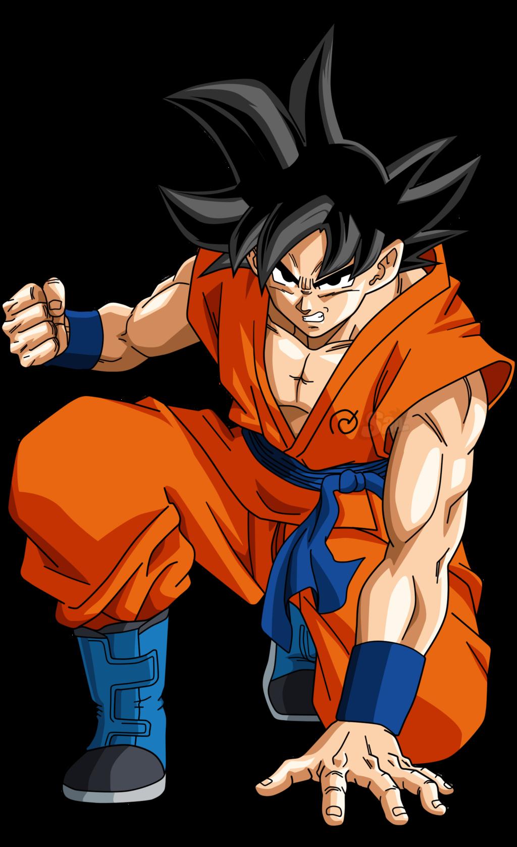 Free PNG Dragon Ball Z Goku.