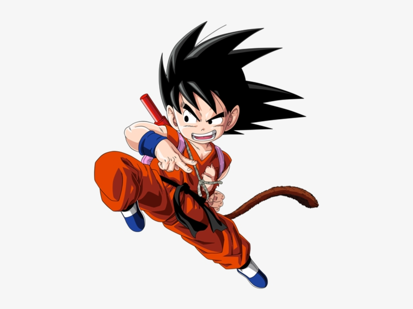 Personnage Dragon Ball Z Png.