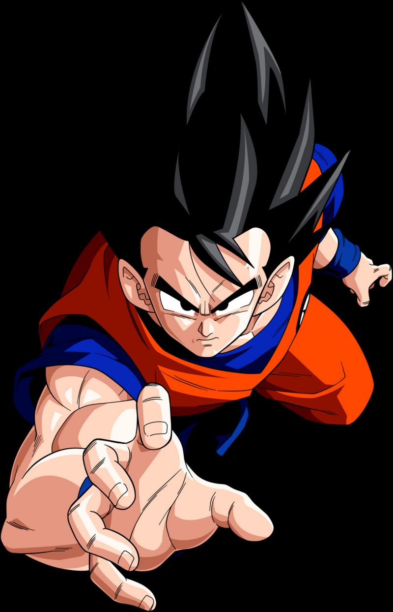 Download Free png Render Dragon Ball z Goku.png.