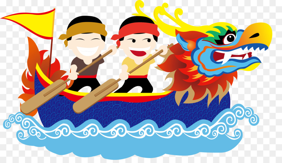 Dragon Boat Festivaltransparent png image & clipart free download.