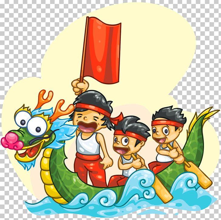 Dragon Boat Festival WallaBee PNG, Clipart, Art, Artwork, Boat.