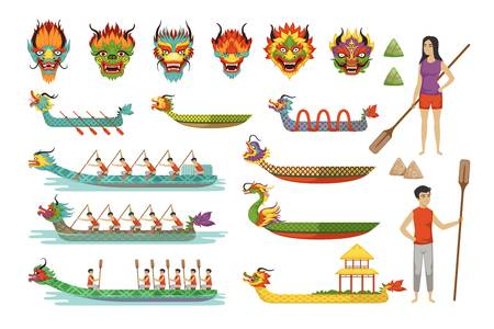 726 Dragon Boat Festival Cliparts, Stock Vector And Royalty Free.