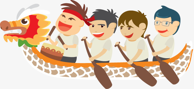 Dragon boat clipart 3 » Clipart Station.