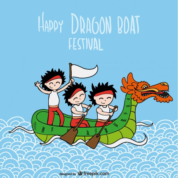 Dragon Boat Vectors, Photos and PSD files.