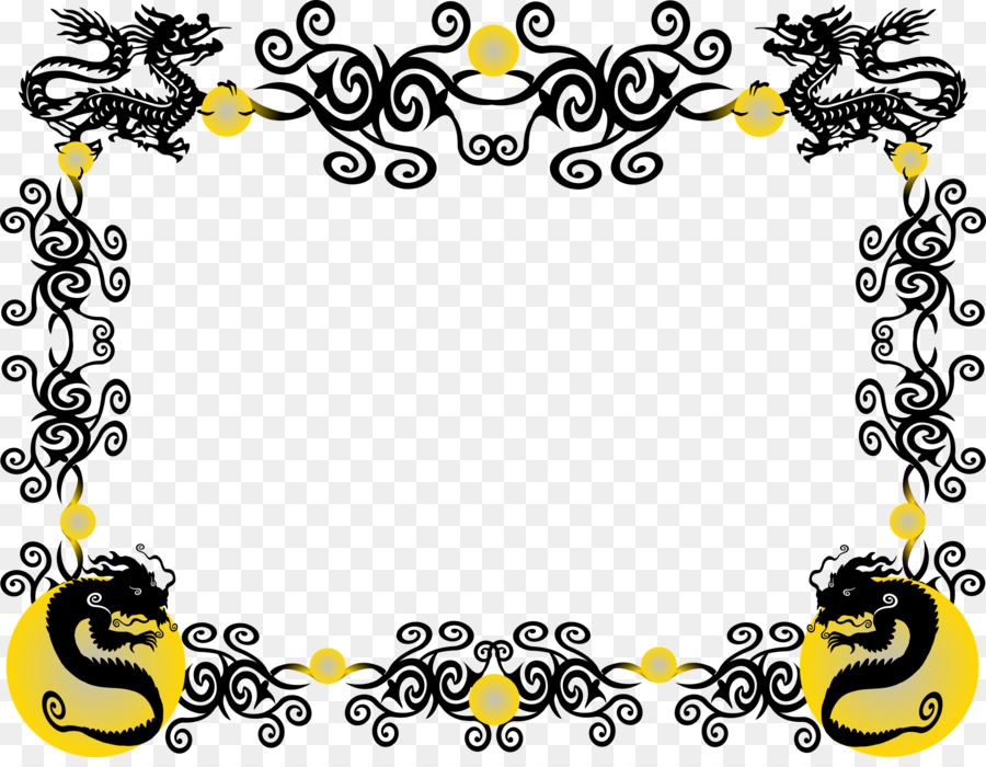 Chinese New Year Flower Background clipart.