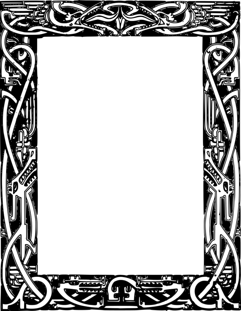 Dragon Border Png , (+) Pictures.