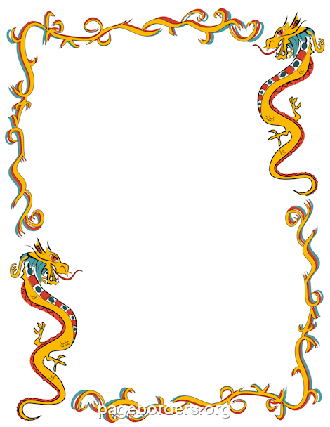 Dragon Border.