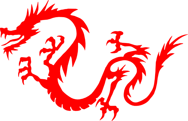 95+ Chinese Dragon Clipart.