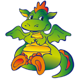 Cute Dragon Clipart.