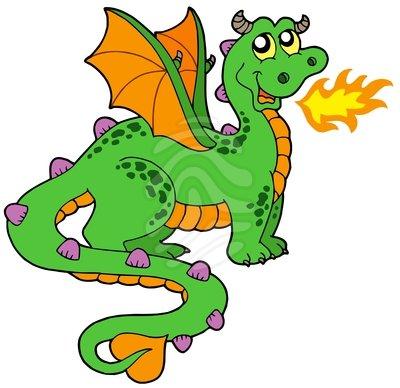 Dragon Clip Art Images Free.
