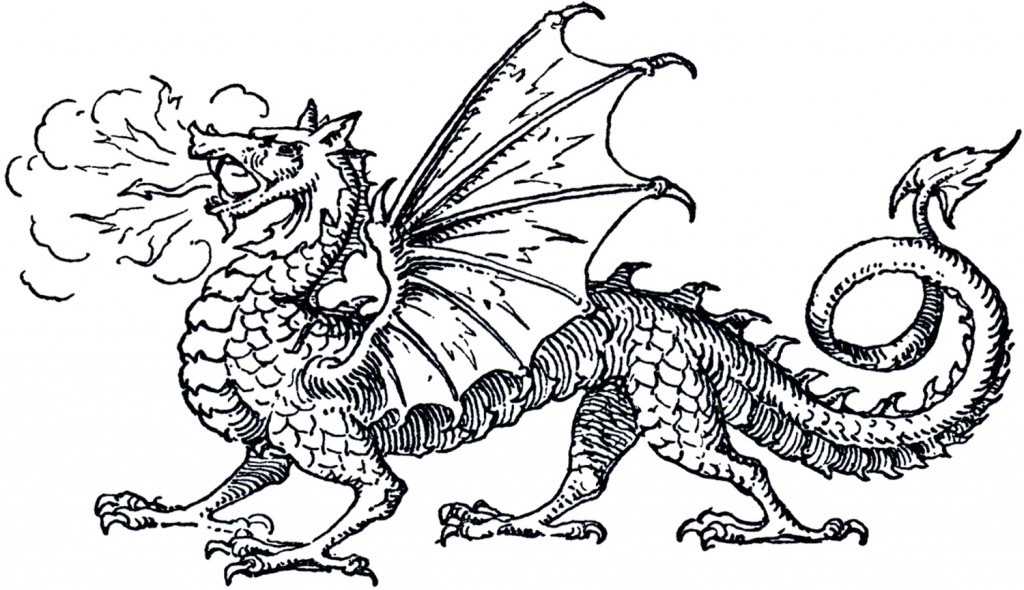 Best Dragon Clipart #5905.