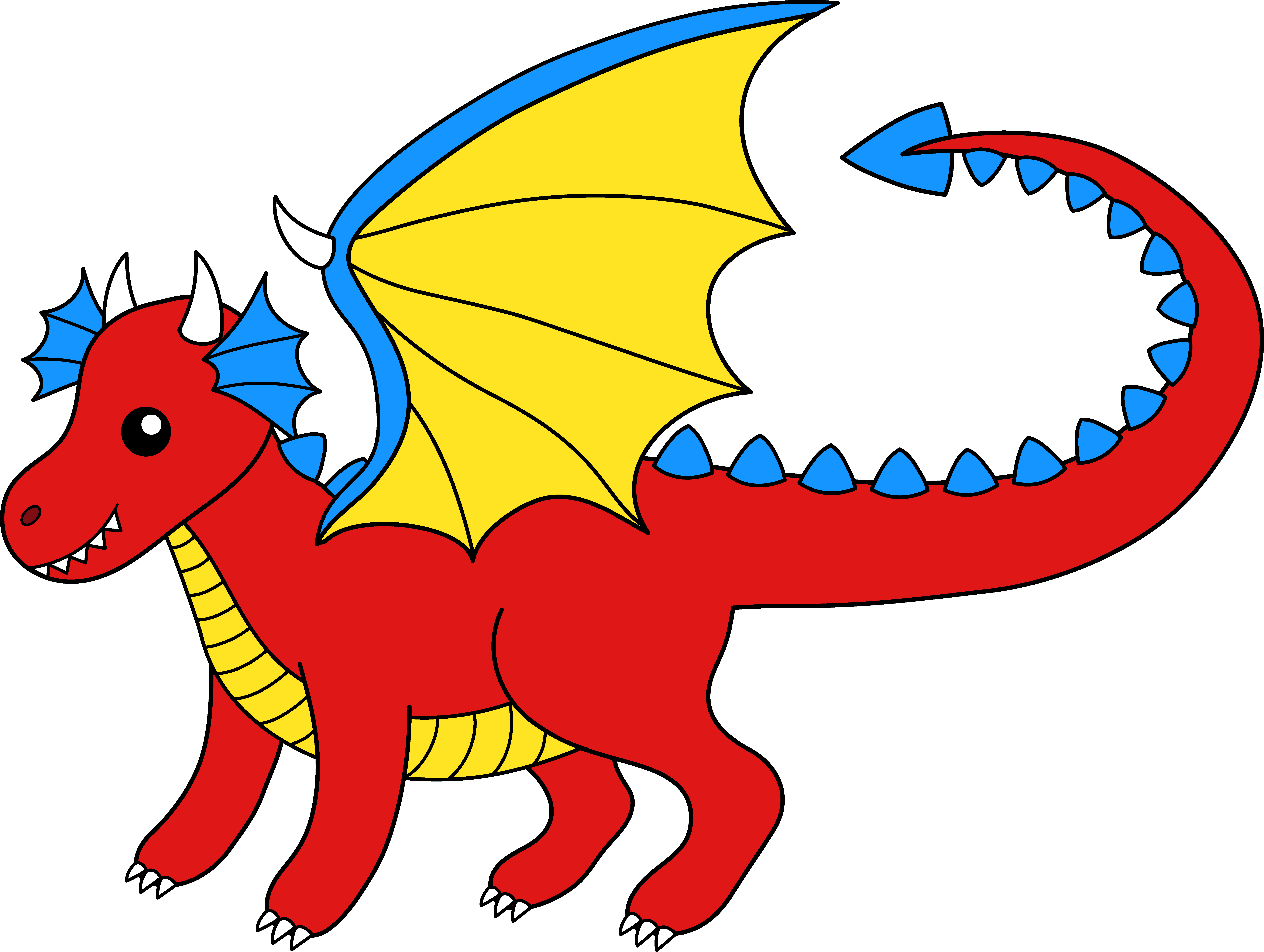 Free Free Pictures Of Dragons, Download Free Clip Art, Free.
