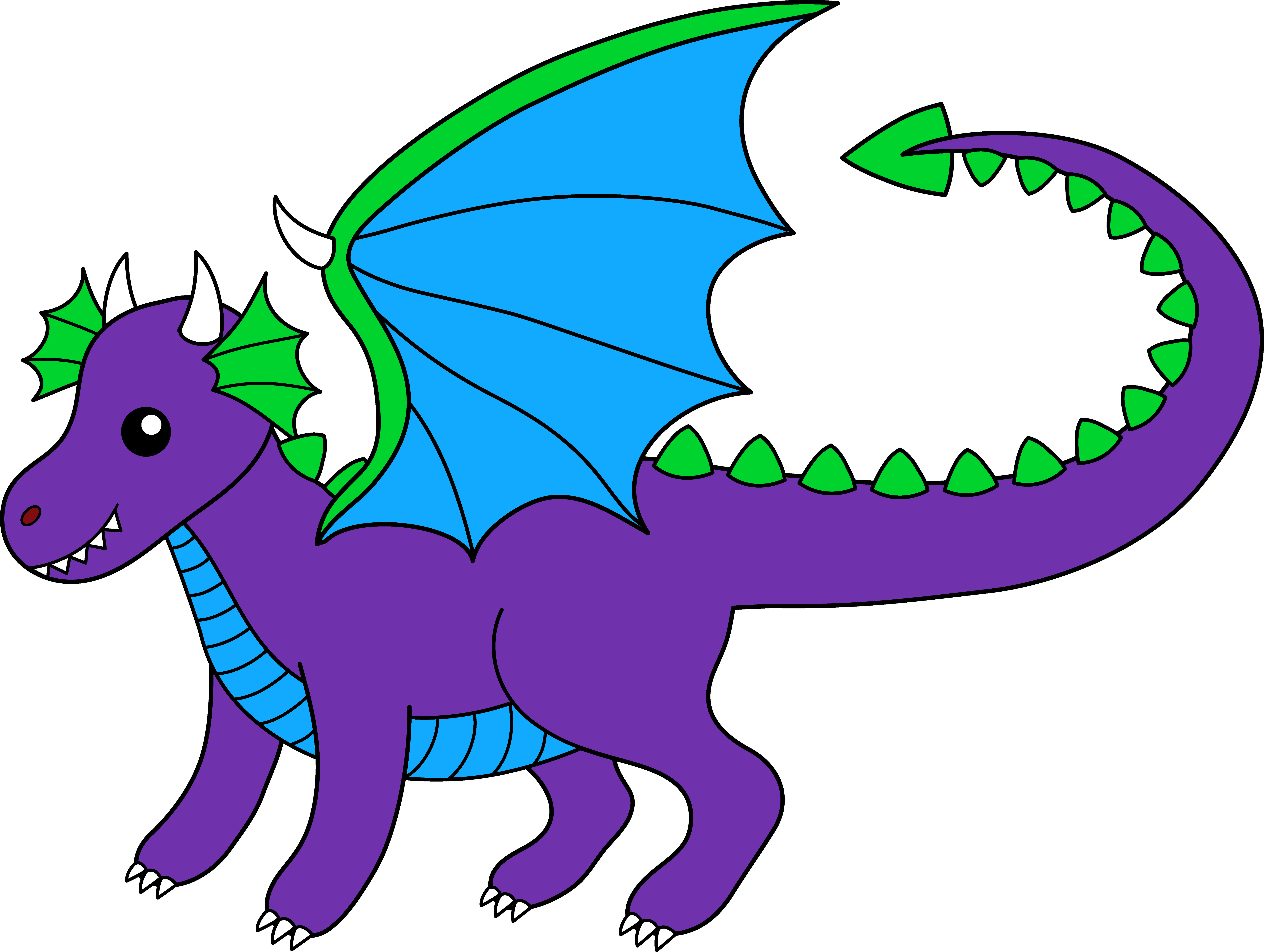 Dragon Clipart Images.