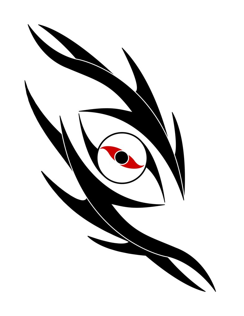 Simple Dragon Eye Clipart & Free Clip Art Images #26927.