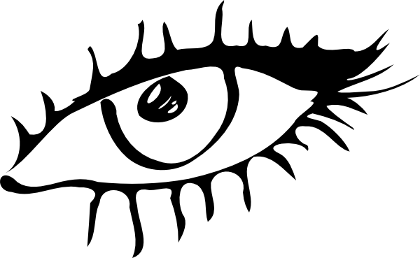 Eye Clip Art at Clker.com.