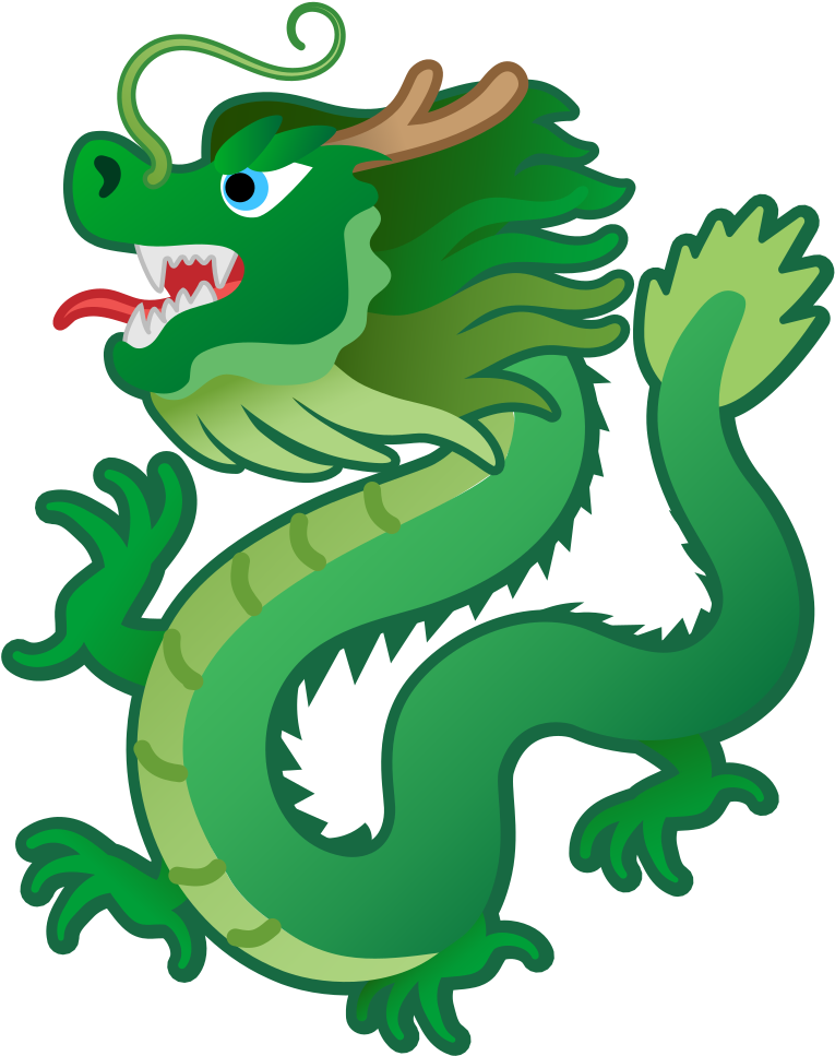 HD Dragon Icon.