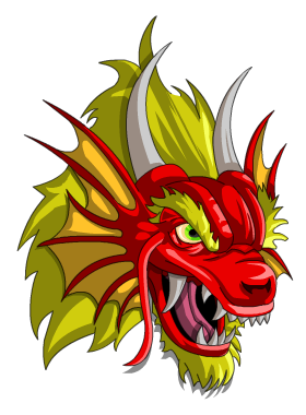 Dragon face png » PNG Image.