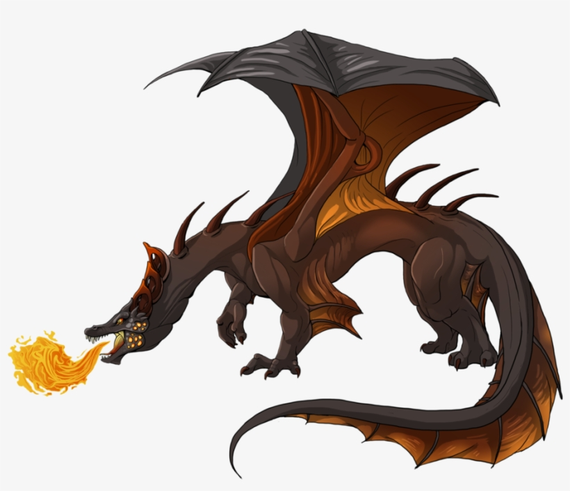 Dragon Fire Png Graphic Free Library.