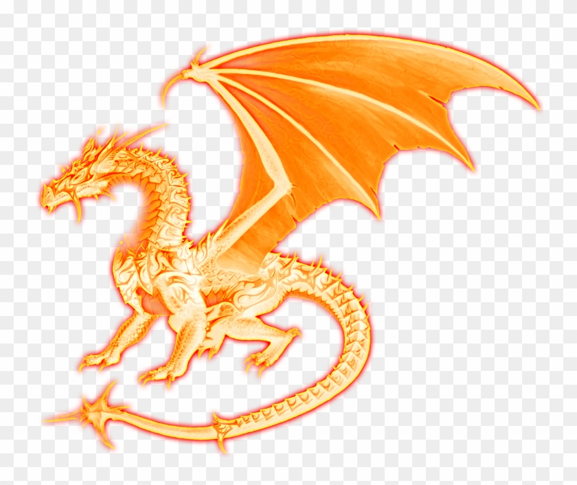 Dragon Fire Png.