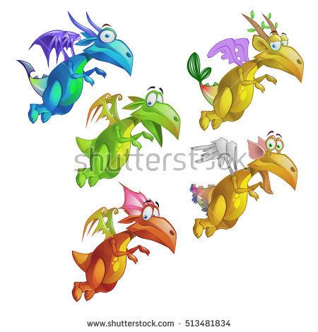 Yellow Dragons Teeth Stock Photos, Royalty.