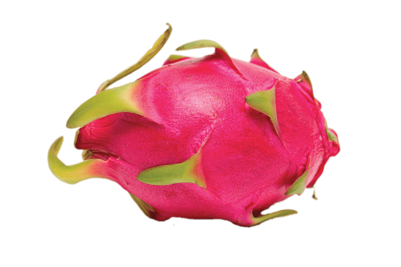Whole Dragon Fruit transparent PNG.