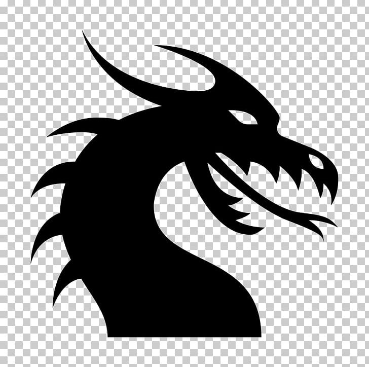 Chinese Dragon Computer Icons PNG, Clipart, Black And White, Chinese.
