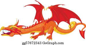 Dragon Clip Art.