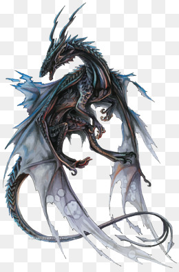 Dragons PNG Images.