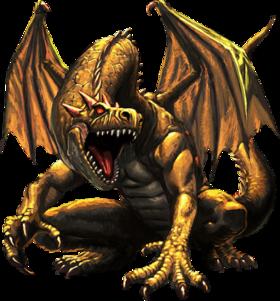 File:Gold Dragon.png #641.