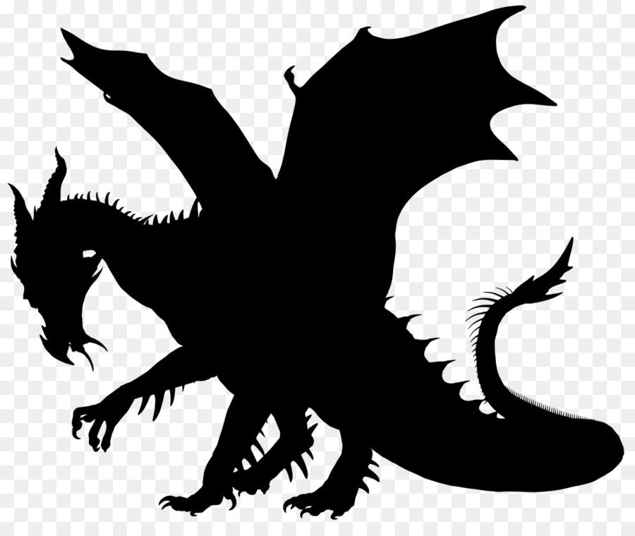 Dragon Drawing clipart.