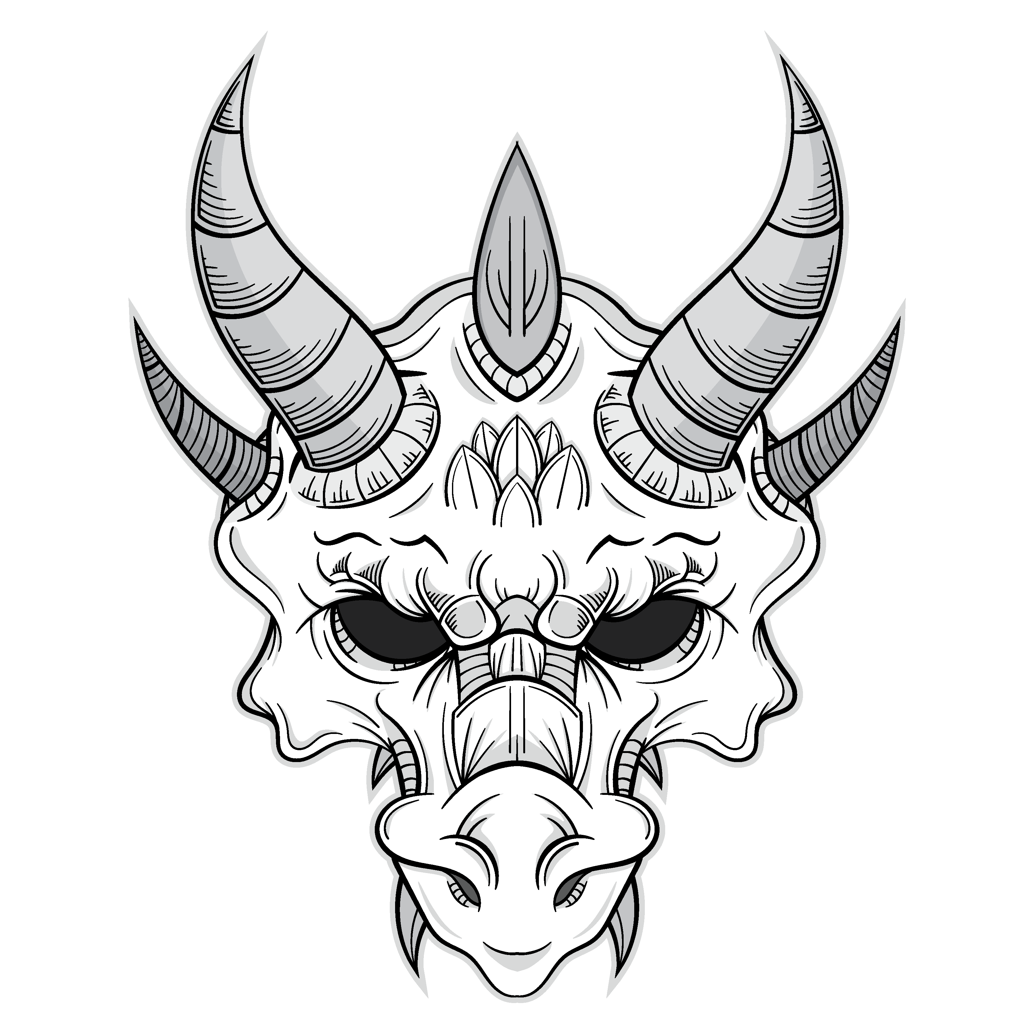 Dragon Skull Png, Transparent PNG, png collections at dlf.pt.