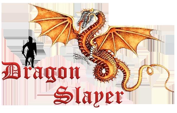 Dragon Slayer: The Musical.