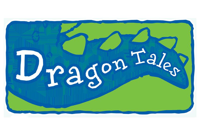 Dragon Tales Logo Clean Men\'s Regular Fit T.